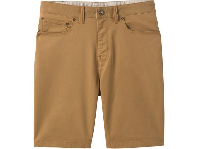 "Prana Ulterior Shorts 9"" Hombre, marrón"